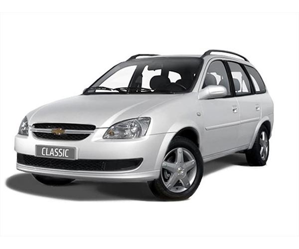 Chevrolet Wagon